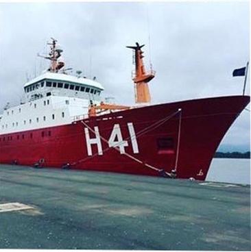 Giro Marília -Navio polar inicia 37º operação do Brasil na Antárctica; veja como será