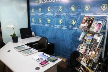 Giro Marília -Rodoviária ganha posto de informações a turistas em Marília