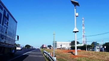 Giro Marília -Contorno de Marília 'ganha' radares fixos e deve ter equipamentos móveis