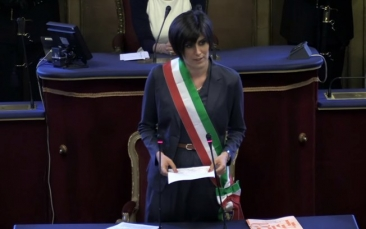 Giro Marília -Prefeita italiana é condenada a seis meses de prisão