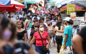 Giro Marília -Estudo sugere que Manaus atingiu imunidade de rebanho contra Covid-19