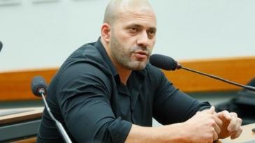 Giro Marília -Daniel Silveira diz em depoimento que já estava com celulares quando foi preso