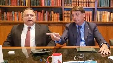 Giro Marília -Bolsonaro estuda demitir Pazuello e mudar sua hierarquia no Exército; entenda