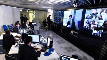 Giro Marília -Deputados retornam ao home office e limitam circulação nos gabinetes em Brasília
