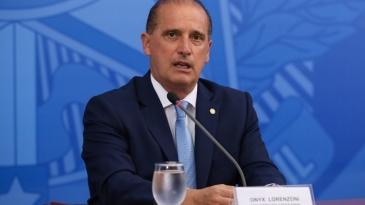 Giro Marília -Onyx Lorenzoni é exonerado da Secretaria-Geral da Presidência; entenda