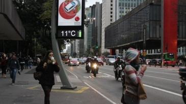 Giro Marília -Onda de frio histórica chega ao Brasil nesta quarta; SP tem previsão de geada