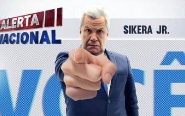 """Giro Marília -Sikera Jr revela medo de estrear na RedeTV!: """"Estou no Rivotril há dias"""""""