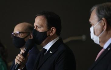Giro Marília -Governo de SP tem 15 dias para explicar compra de respiradores sem licitação