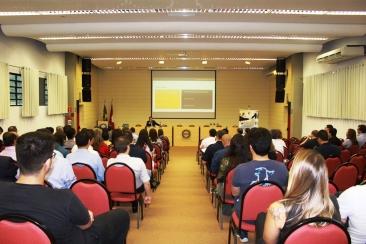 Giro Marília -Palestra no Univem apresenta Lei Geral de Proteção de Dados