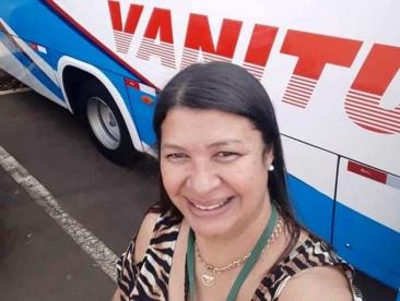 Giro Marília -Luto – Cidade perde Vânia Rodrigues, 49, mãe, avó e empresária na Vanitur