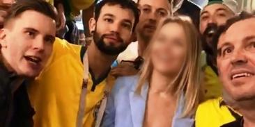 Giro Marília -MPF vai investigar torcedores por vídeo com assédio a mulher russa