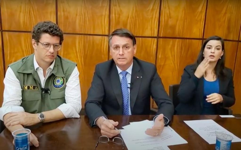 Giro Marília -Auxílio de mil dólares: Bolsonaro diz que arredondou o valor no discurso na ONU