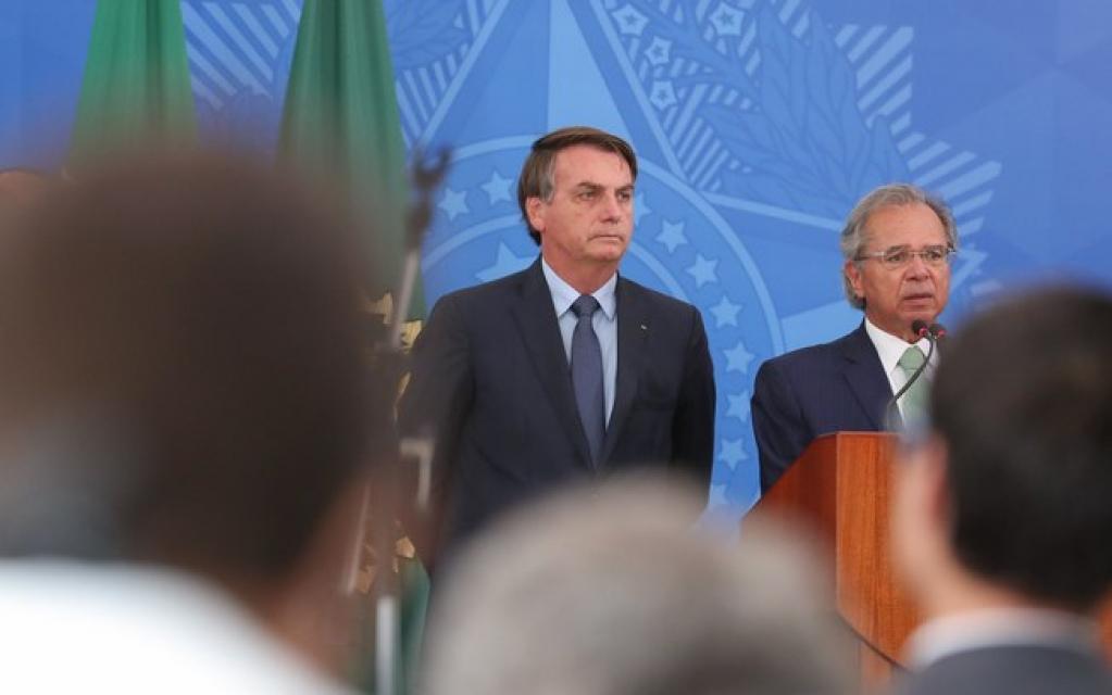 Giro Marília -Após vazamentos, Bolsonaro acha que secretários de Guedes são infiltrados do PT