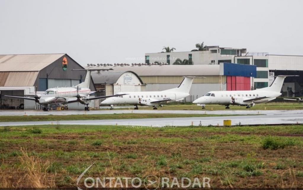 Giro Marília -Ainda existem Embraer 120 Brasília operando comercialmente no Brasil?