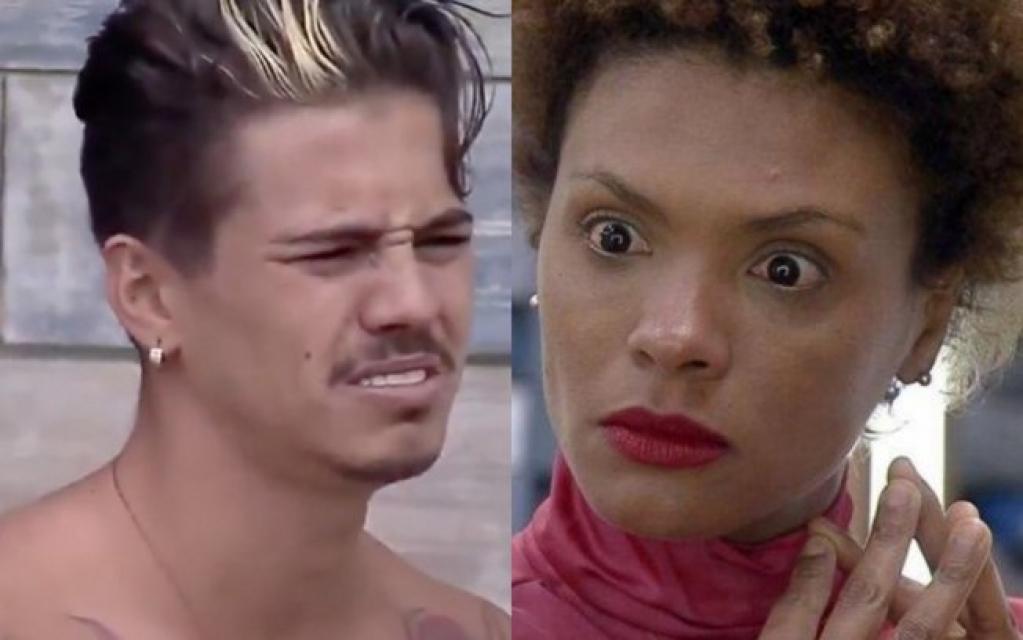 """Giro Marília -""""A Fazenda 12"""": Biel aponta incoerência em Lidi: """"Vegana, mas xinga de vaca"""""""
