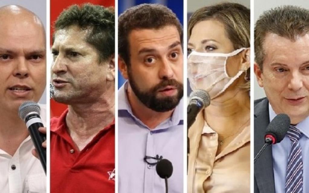Giro Marília -Em debate vazio, candidatos à prefeitura de SP mostram propostas; veja como foi