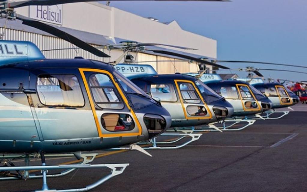 Giro Marília -Helisul adquire novos helicópteros por conta da alta demanda de operações especiais