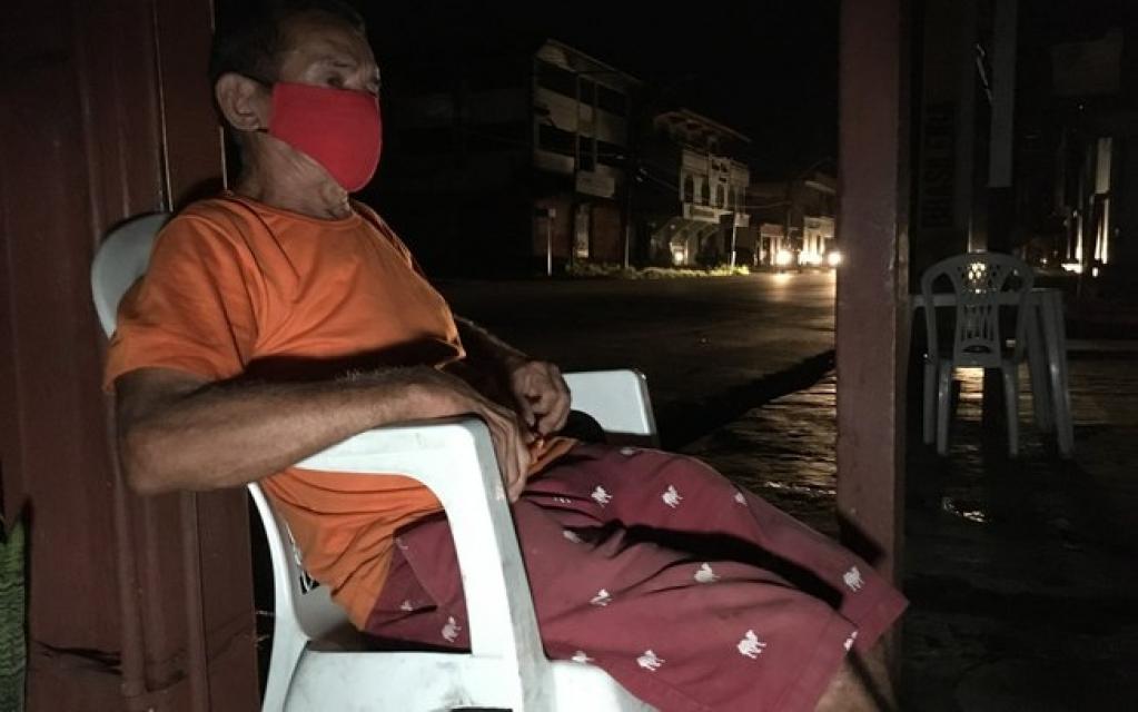 """Giro Marília -Os impactos do apagão na população periférica do Amapá: """"Me sinto um nada"""""""