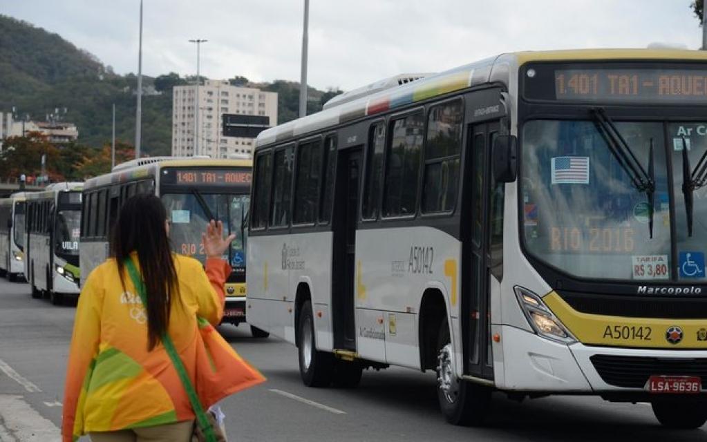 Giro Marília -TRE-RJ informa que paralisação de rodoviários terminou no Rio de Janeiro