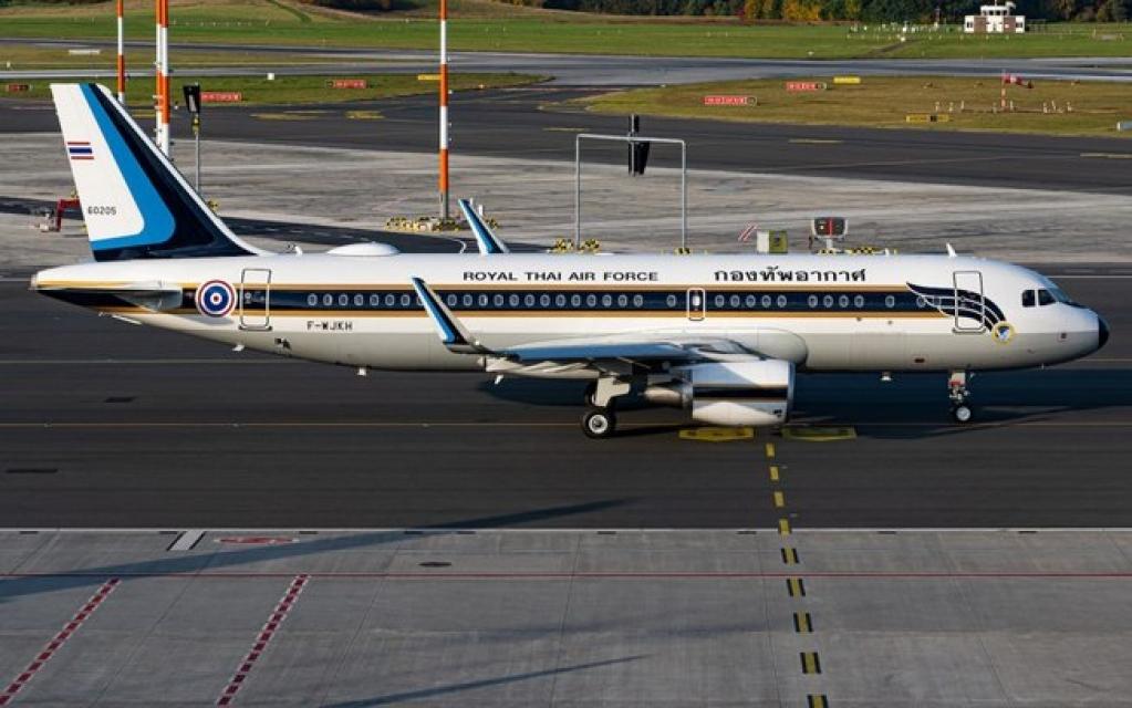 Giro Marília -Airbus entrega último A320ceo fabricado em Toulouse