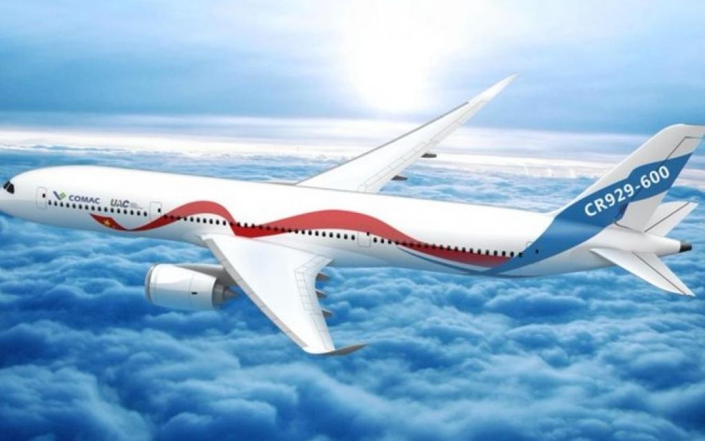 Giro Marília -Novo avião chinês terá produção iniciada em 2021