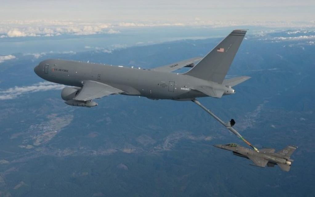 Giro Marília -Força Aérea Americana encomenda mais 15 jatos KC-46