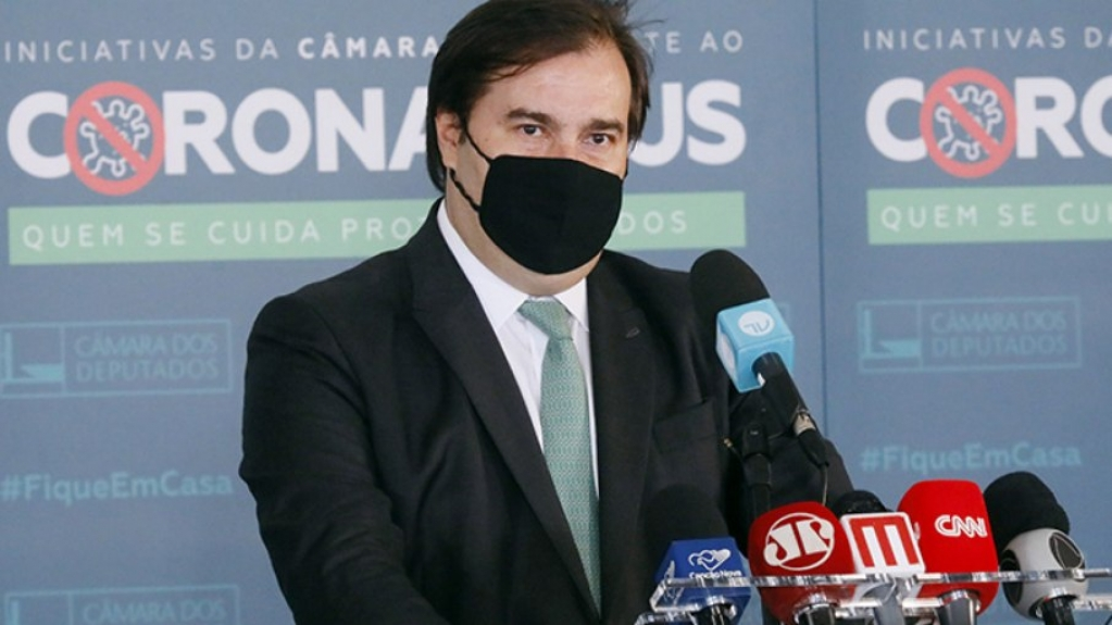 """Giro Marília -Não há """"dúvida nenhuma"""" que Pazuello cometeu crime, diz Maia"""