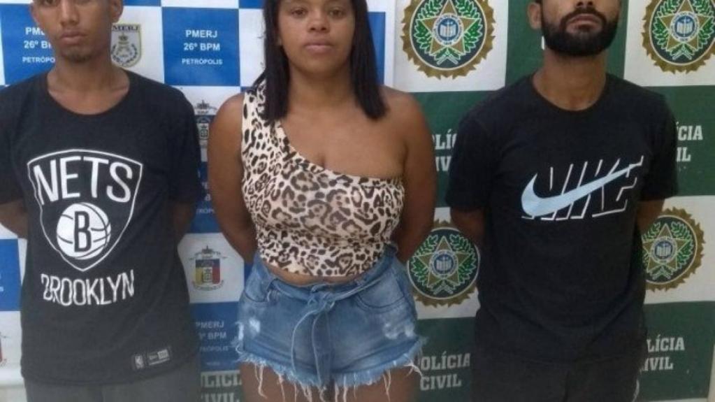 Giro Marília -Traficantes são presos por matar homem com 15 tiros em Petrópolis
