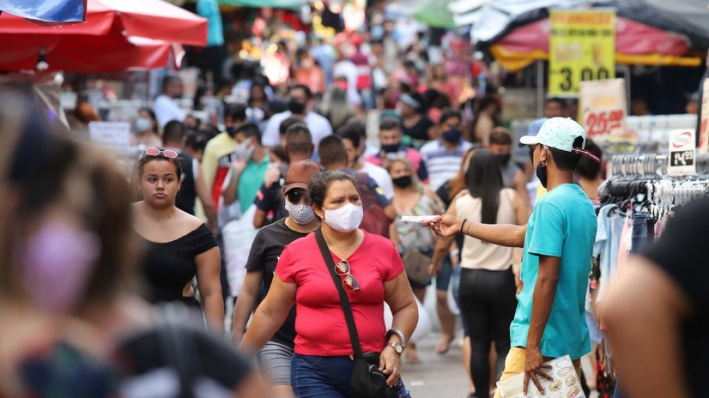 Giro Marília -Com média móvel de mortes recorde, 46 entidades médicas pedem o uso de máscaras