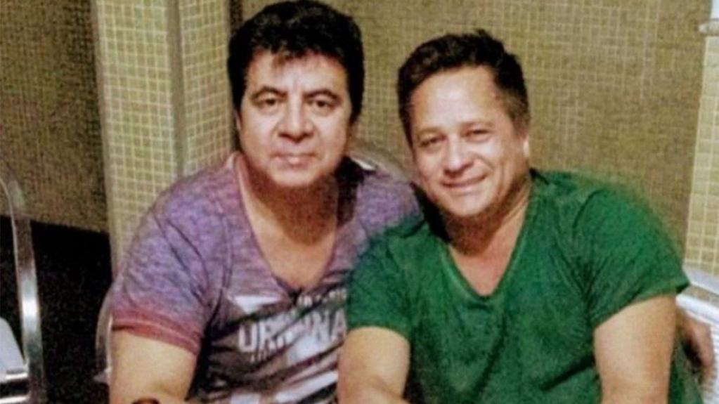 Giro Marília -Assessor de Leonardo morre na fazenda do cantor atingido por um tiro