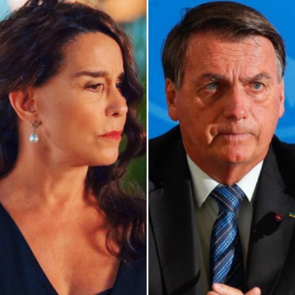 "Giro Marília -""Bolsonaro é pior do que Adolf Hitler"", dispara Lucélia Santos em rede social"