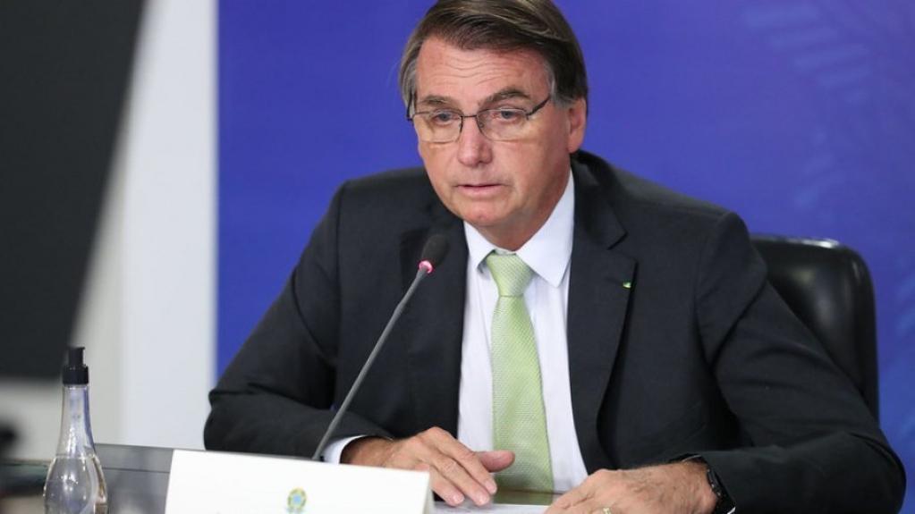 """Giro Marília -Bolsonaro questiona alta ocupação de hospitais: """"Parece que só morre de Covid"""""""