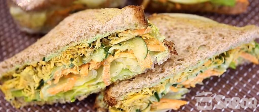 Giro Marília -Prepare seu próprio sanduíche natural e nao fuja da dieta no dia-a-dia!