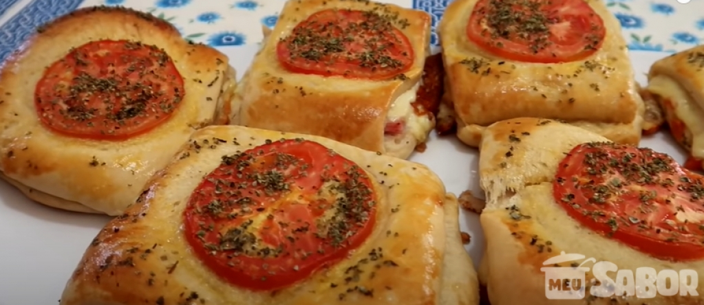 Giro Marília -Aprenda a fazer um maravilhoso bauru de forno para toda a família!