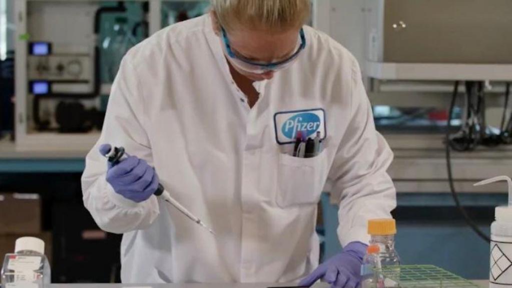Giro Marília -Pfizer vai entregar mais 100 milhões de doses à União Europeia em 2021