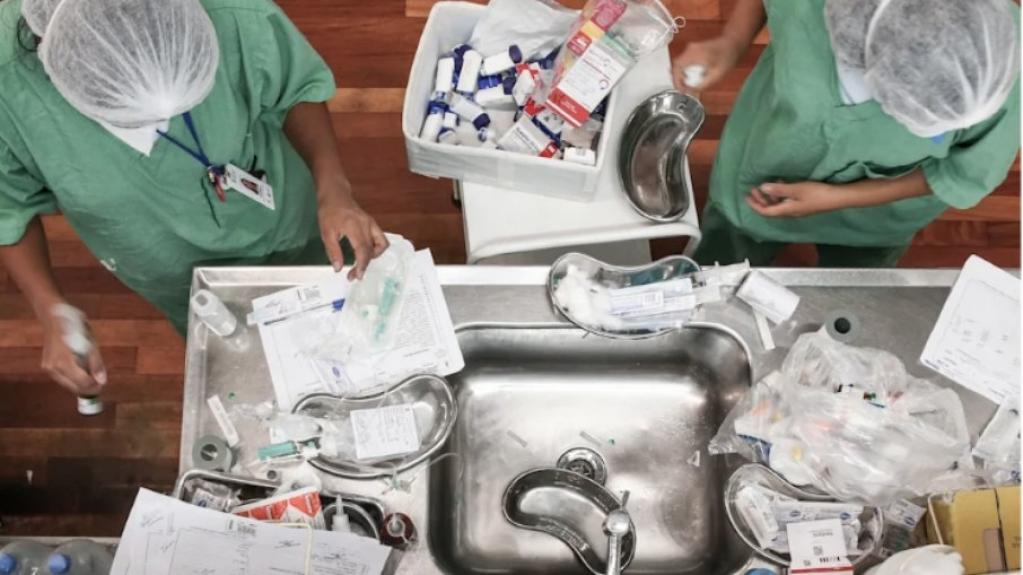 Giro Marília -RJ: Hospitais relatam dificuldades por falta de medicamentos do 'kit intubação'