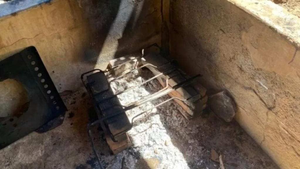 Giro Marília -Trabalhadores em situação análoga à escravidão são resgatados de carvoaria