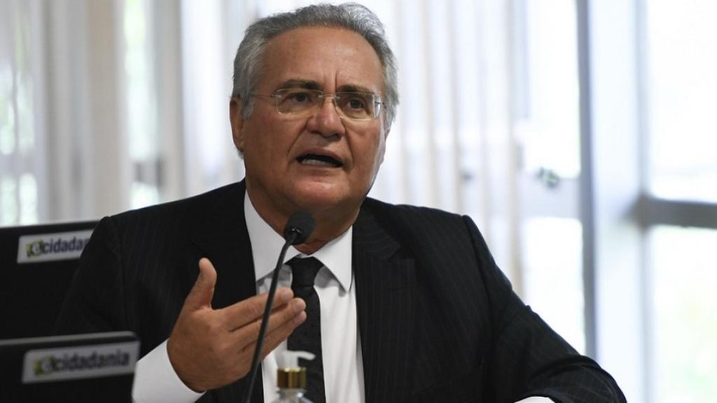 """Giro Marília -Possível relator da CPI da Covid, Renan diz que vai """"estudar"""" temas da pandemia"""