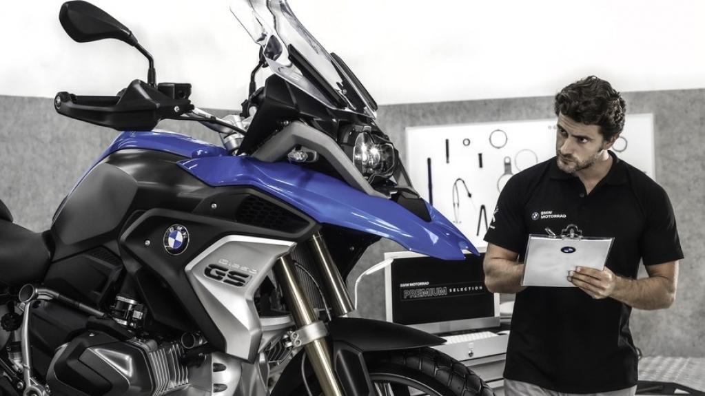 Giro Marília -BMW Motorrad lança programa para seminovas certificadas