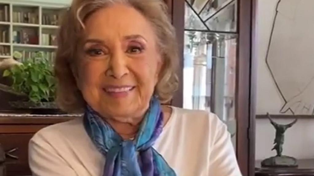 Giro Marília -Eva Wilma é internada na UTI novamente