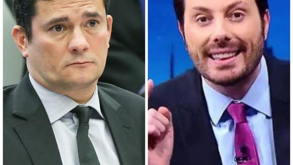 """Giro Marília -Amoêdo e Danilo Gentili se reúnem por """"terceira via"""" nas eleições de 2022"""