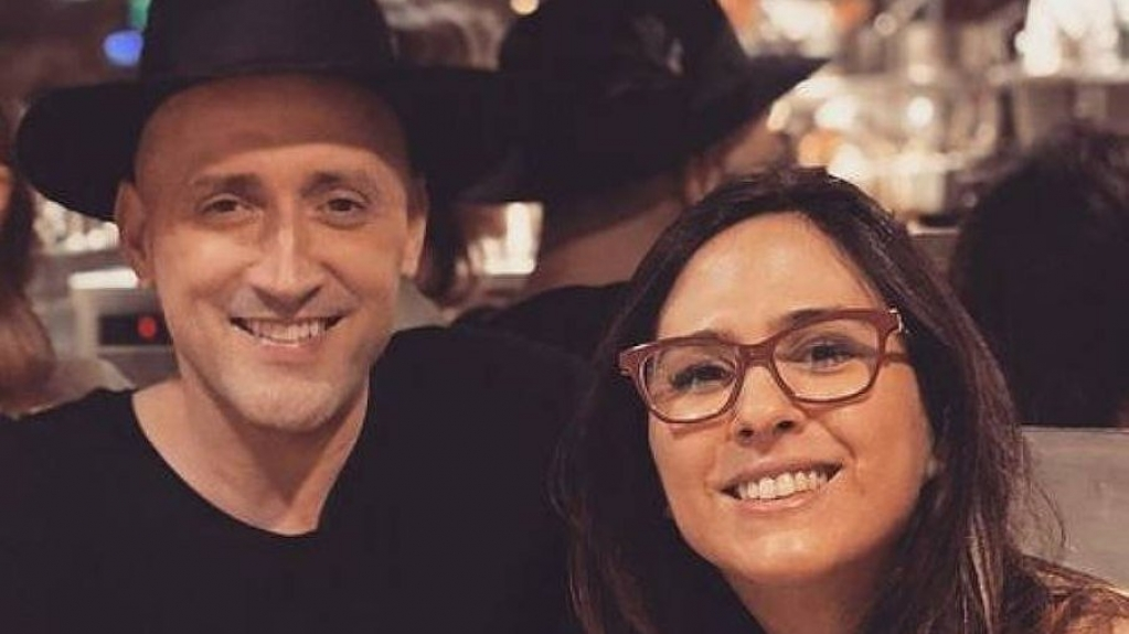 """Giro Marília -Tatá Werneck fala sobre melhora de Paulo Gustavo: """"Tão linda a recuperação"""""""