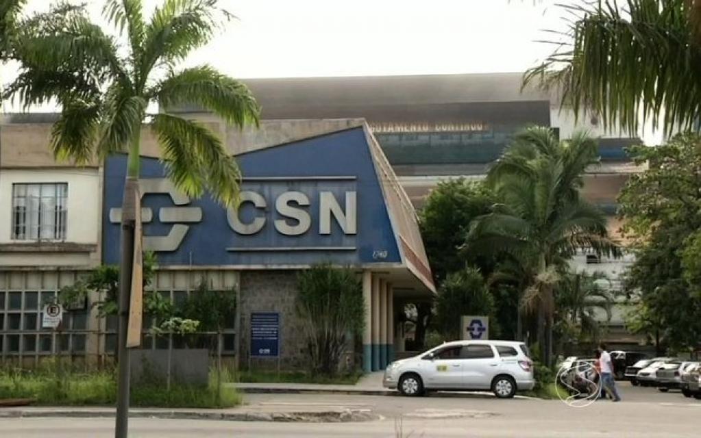 Giro Marília -CSN informa que operações portuárias seguem normalmente na região de Itaguaí
