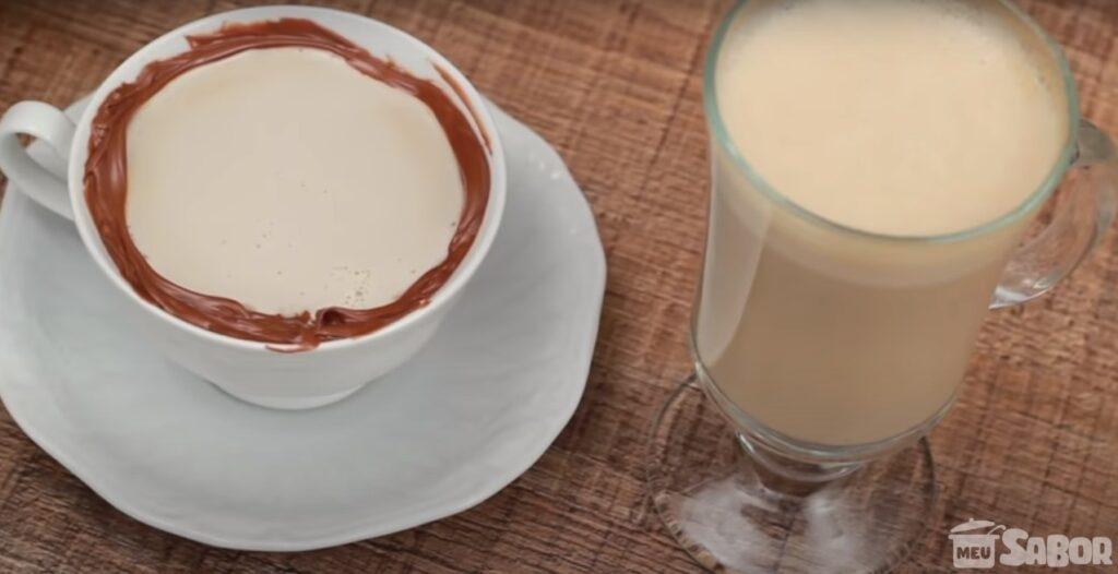 Giro Marília -Café cremoso super quentinho e ótimo para assistir aquele filminho no inverno!