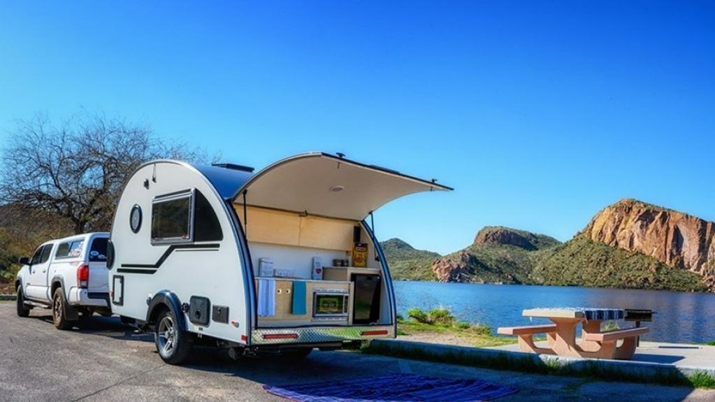 Giro Marília -Americana nuCamp é especializada na fabricação de pequenos trailers