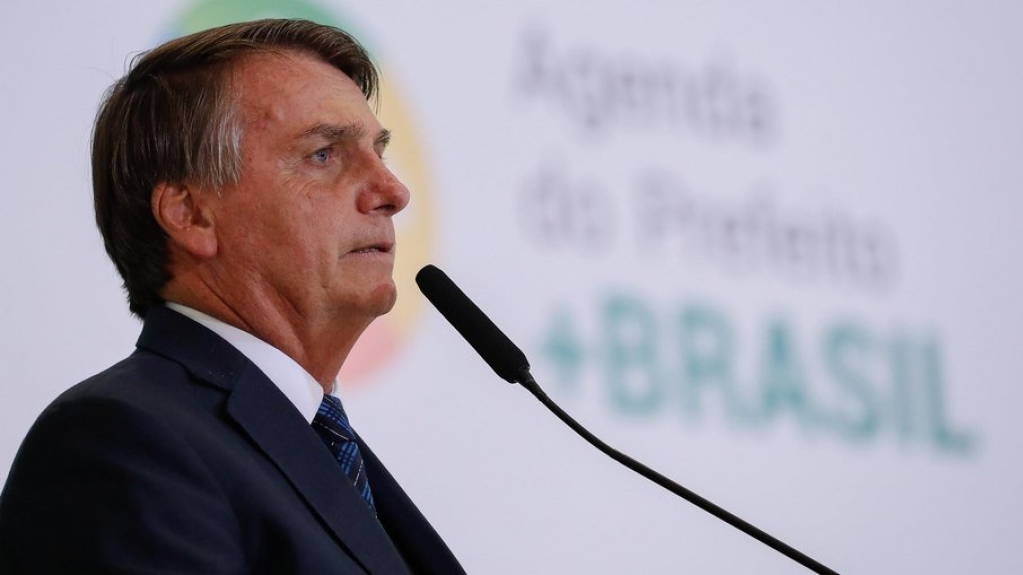 Giro Marília -Bolsonaro insinua que China criou vírus da Covid-19 em laboratório