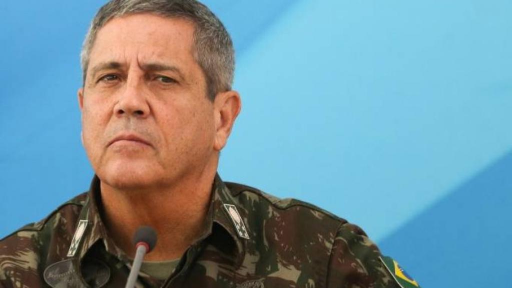 """Giro Marília -Ministro da defesa diz que o """"Brasil não falhou no combate à Covid"""""""