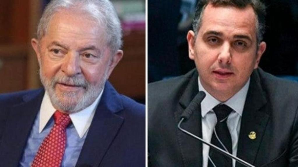 Giro Marília -Rodrigo Pacheco marca reunião com o ex-presidente Lula no Senado