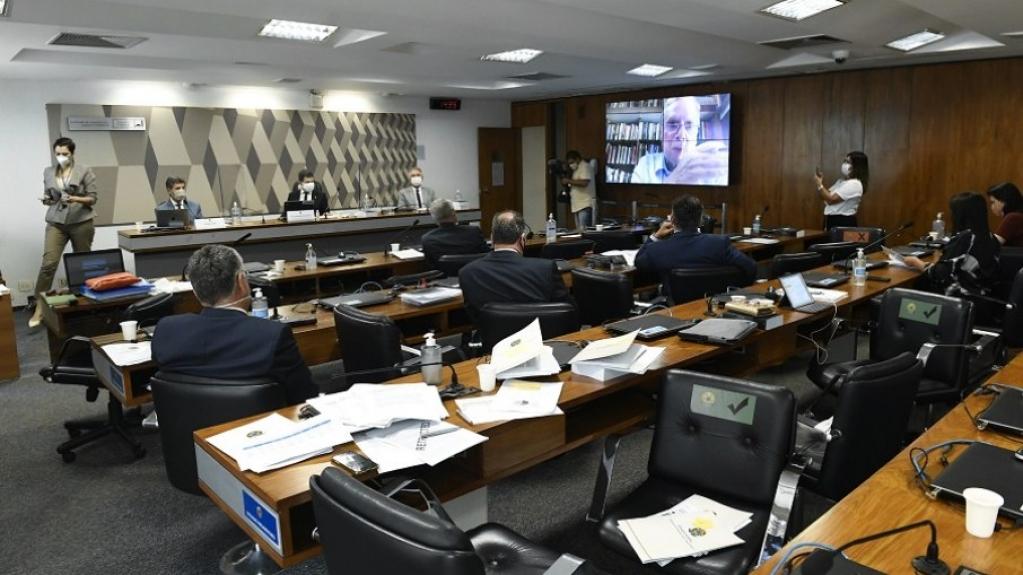 Giro Marília -CPI da Covid chama Ernesto Araújo, Pfizer e Butantan; veja próximos depoimentos