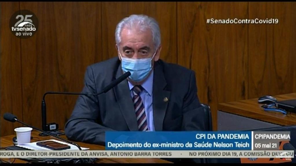 """Giro Marília -Médico senador opina contra cloroquina: """"Água é melhor, não dá efeito colateral"""""""